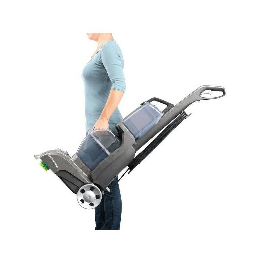 Hoover Turbo Scrub Carpet Cleaner Shampooer, Cleaning Included