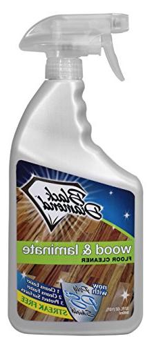 Black Diamond Stoneworks Wood & Laminate Floor Cleaner: For