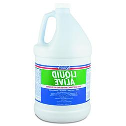 LIQUID ALIVE Enzyme Producing Bacteria, 1gal, Bottle, 4/Cart