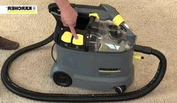 NEW Karcher Carpet Extractor Cleaner Shampoo Cleaning 2 Gal