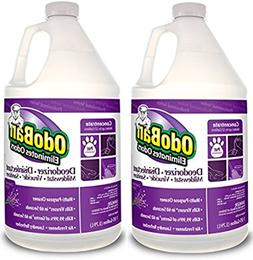OdoBan Odor Eliminator and Disinfectant Concentrate Lavender