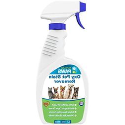 Particular Paws OXY Pet Stain Remover - Carpet Cleaning with