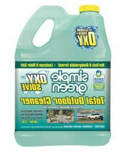 Simple Green Oxy Solve Total Outdoor Cleaner Pressure Washer