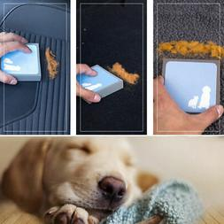 Pet Dog Cat Easy Cleaning Brush Clothes Carpet Hair Fur Remo