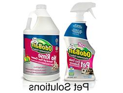 OdoBan Pet Solutions 32oz Spray Bottle and 1 Gal Neutral pH