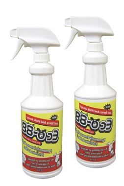 Eco-88 Pet Stain Odor Eliminator Spray- Puppy Training, Carp