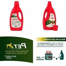 Pet Stains Carpet Cleaning Solution Permanently Remove Formu