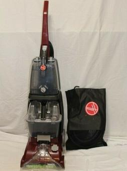 Hoover Power Scrub Deluxe Carpet Cleaner Machine, Upright Sh