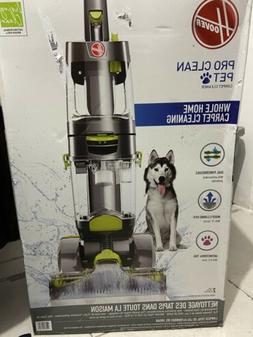 Hoover Pro Clean Pet  Whole Home Carpet Cleaning