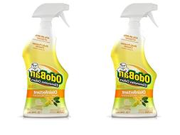 OdoBan Ready-to-Use 32oz Spray Bottle 2-Pack, Citrus Scent -