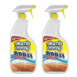 Simple Green 32 oz. Ready-To-Use Floor Cleaner, Pack of 2