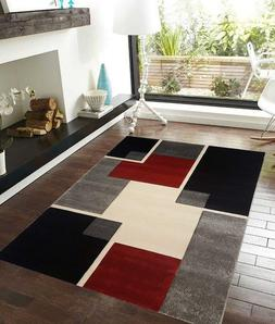 Renzo Collection Easy Clean Luxury Multi Color Area Runner R