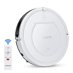 EYUGLE Robot Vacuum Self-Charging Cleaner and Mop w/Dock Sta