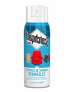 Scotchgard Fabric & Upholstery Cleaner Aerosol 16.5 Oz Large