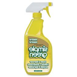 Simple Green SPG14002 All-Purpose Cleaner and Degreaser, Tri