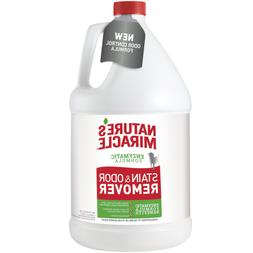 Stain & Odor Remover For Dogs, Enzymatic Formula, Clean Up P