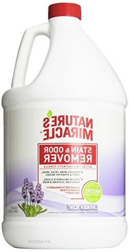 Nature's Miracle Stain and Odor Remover - Lavender - 1 Gal.