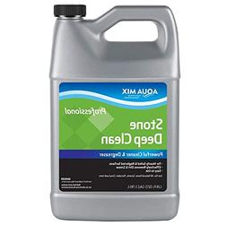 Aqua Mix Stone Deep Clean Powerful Cleaner and Degreaser 1 G