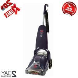 Bissell Upright Heat Steam Carpet Cleaner Shampooer Home Pow
